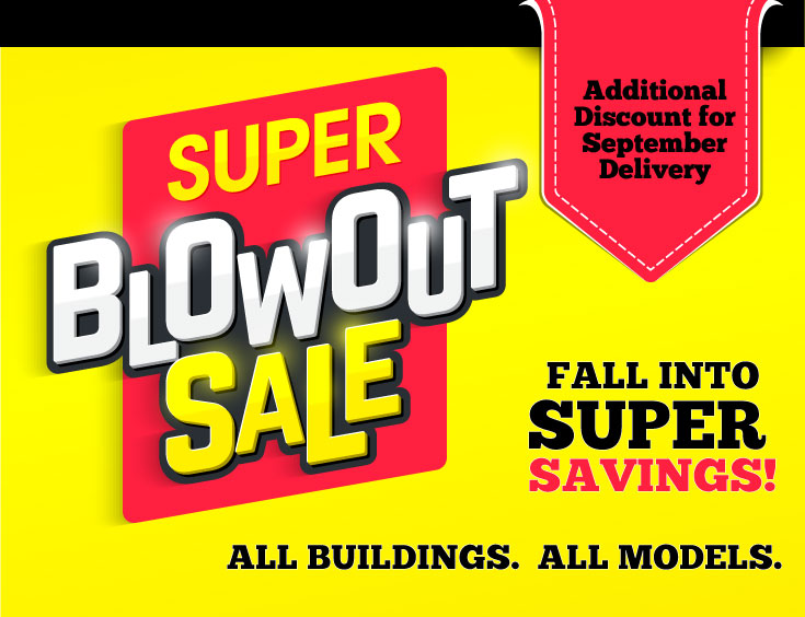 Fall into Super Savings