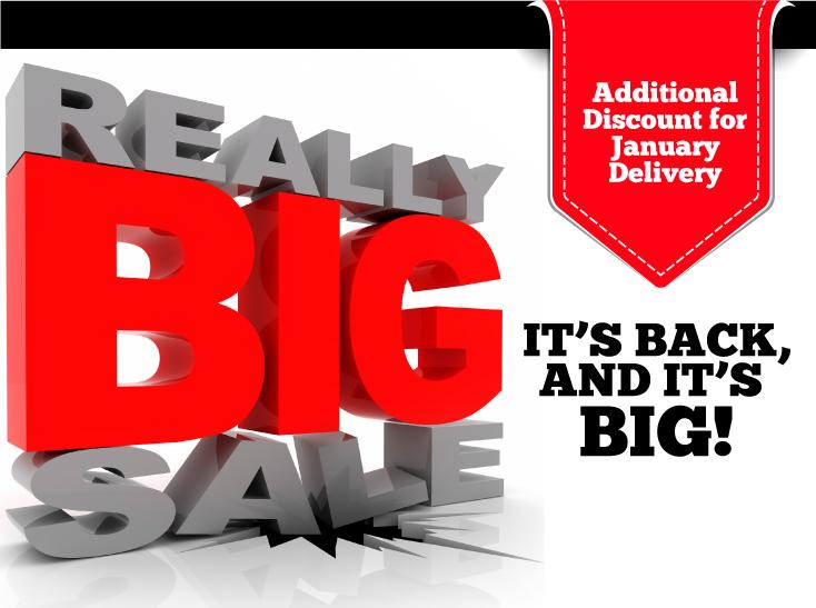 Really Big Sale