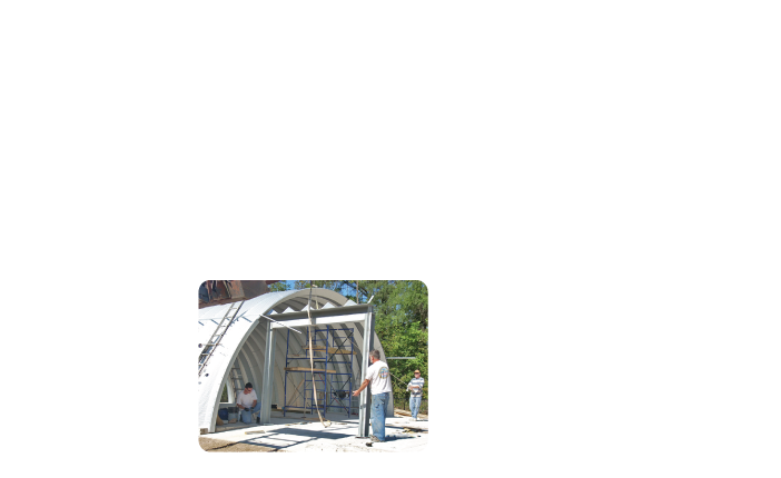 easy do-it-yourself steel buildings